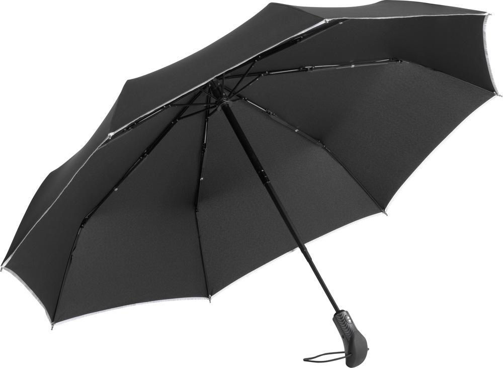 Taschenschirm-5699-schwarz-innen
