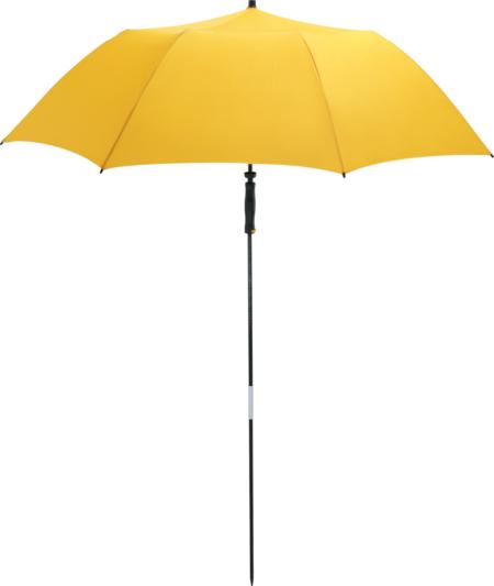 Strand-Sonnenschirm von Fare , Artikel 6139 in gelb