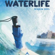Cover des Kataloges Waterlife 2014 Regenschirme der Marke Fare