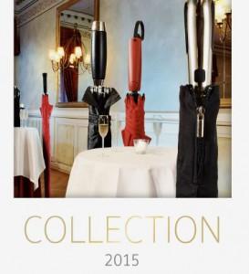 Fare Regenschirme Katalog Cover 2015