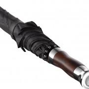 Detailaufnahme des Griffs von Regenschirm 4704 Fare 60-Edition