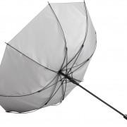 ein umgeschlagener Regenschirm