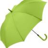 Regenschirm Stockschirm von Fare in Farbe grün