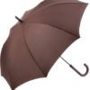 Regenschirm Stockschirm von Fare in Farbe mokka
