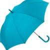 Regenschirm Stockschirm von Fare in Farbe petrol