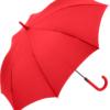 Regenschirm Stockschirm von Fare in Farbe rot