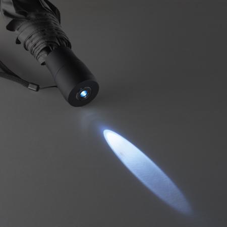 Projektionslampe im Griff von Taschenschirm 5077