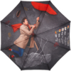 Fare Regenschirm mit vollflächigem Wunschmotiv
