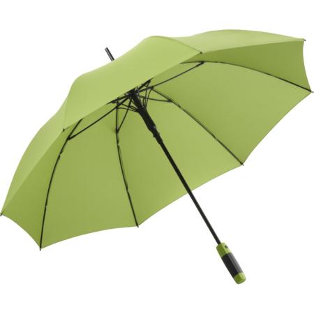 grüner Stockschirm von Fare mit flexiblen Fiberglasschienen