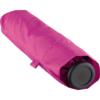 Taschenschirm in pinkem Futteral