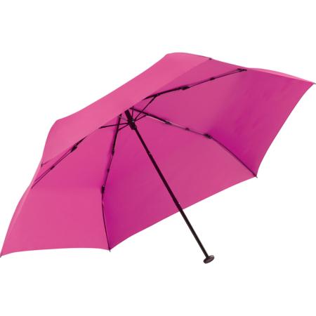 aufgespannter Taschenschirm von Fare mit dem Namen FiligRain Only95 in pink