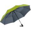 Fare Regenschirm mit beschichtetem, zweifarbigen Bezug