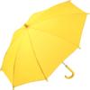 gelber Kinder Regenschirm