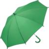 grüner Kinder Regenschirm