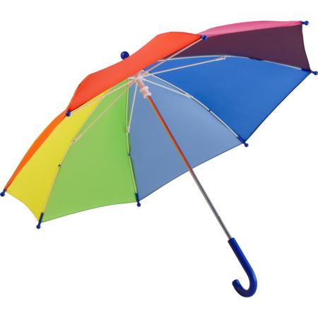 bunter Regenschirm für Kinder