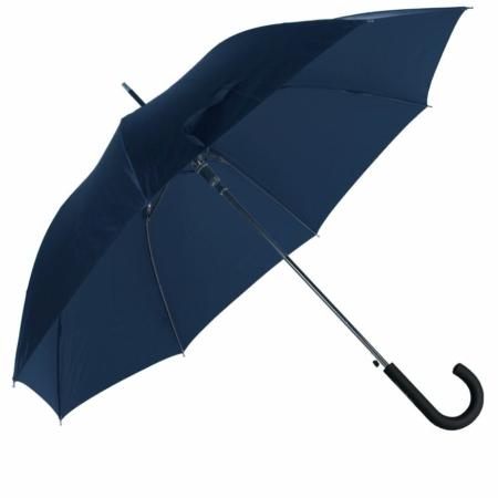 blauer Samsonite Regenschirm
