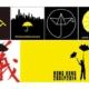 Regenschirme als Symbol