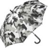 Camouflage Regenschirme grau