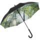 Regenschirm mit Motiv Wald