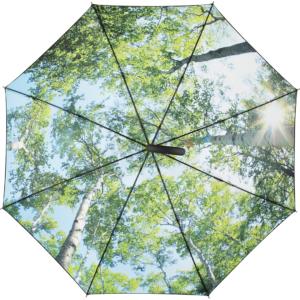 Innendruck mit Waldmotiv bei Regenschirm FARE Nature