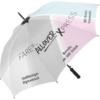 Regenschirm von Fare, der bereits ab 100 Stück mit einem Allover-Print versehen werden kann
